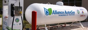Alliance Autogas Tanks and Fueling Station