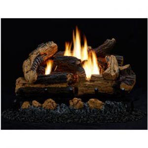 Empire 24 Kennesaw Gas Logs Set
