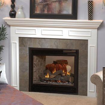 Empire 36 Inch Tahoe Gas Fireplace Blossman Gas