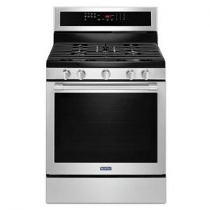 Maytag Freestanding Gas Range With Convection Oven