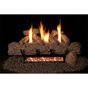 Peterson Live Oak Gas Logs Set