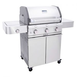 Saber Cast Stainless 500 Grill