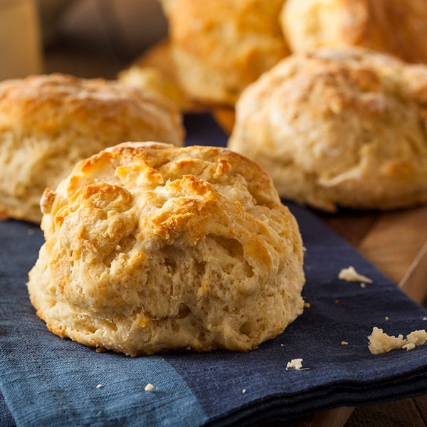Grilled Mayo Biscuits Recipe