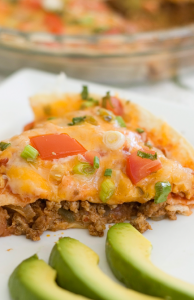 Low Carb Taco Bake Recipe