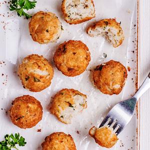 Cod Fritters Recipe