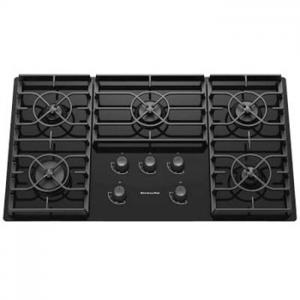 Superieur KitchenAid 36u201d Gas Cooktop