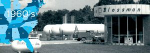 Blossman History 1960's