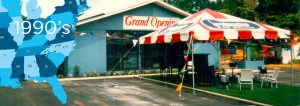 Blossman History 1990's