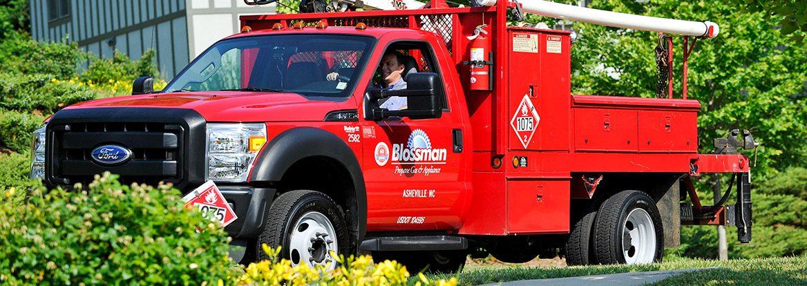 Blossman Propane Gas Services