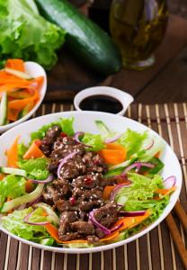 Grilled Teriyaki Steak Recipe