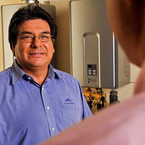 Blossman Gas Service Technician