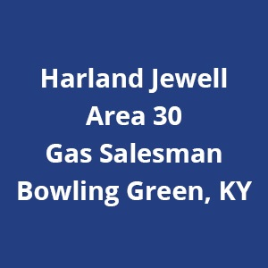 Harland Jewell Gas Salesman