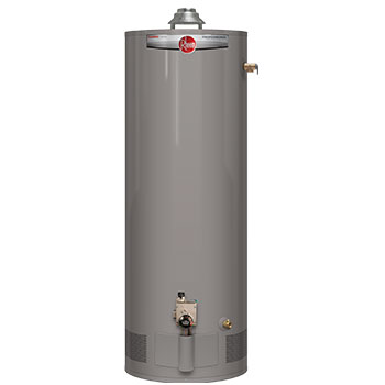 Rheem 40/50 Gallon Water Heater