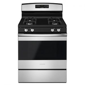 Amana Gas Range Self Cleaning
