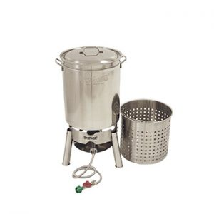 Bayou Classic 60Qt. Boil and Steam Kit