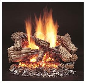 Majestic Duzy 3 Gas Logs