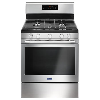 Maytag 30-inch Gas Range with 5th Oval Burner