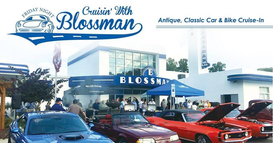 Asheville Classic Car Event - Cruisin' Logo