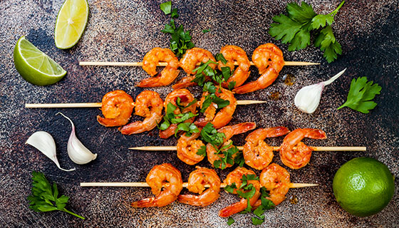 Grilled Shrimp Marinade Recipe