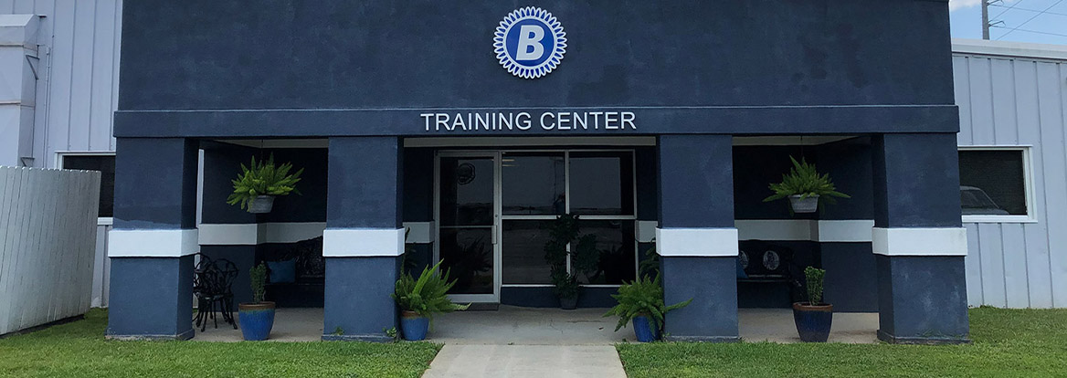 Training Center Outdoors
