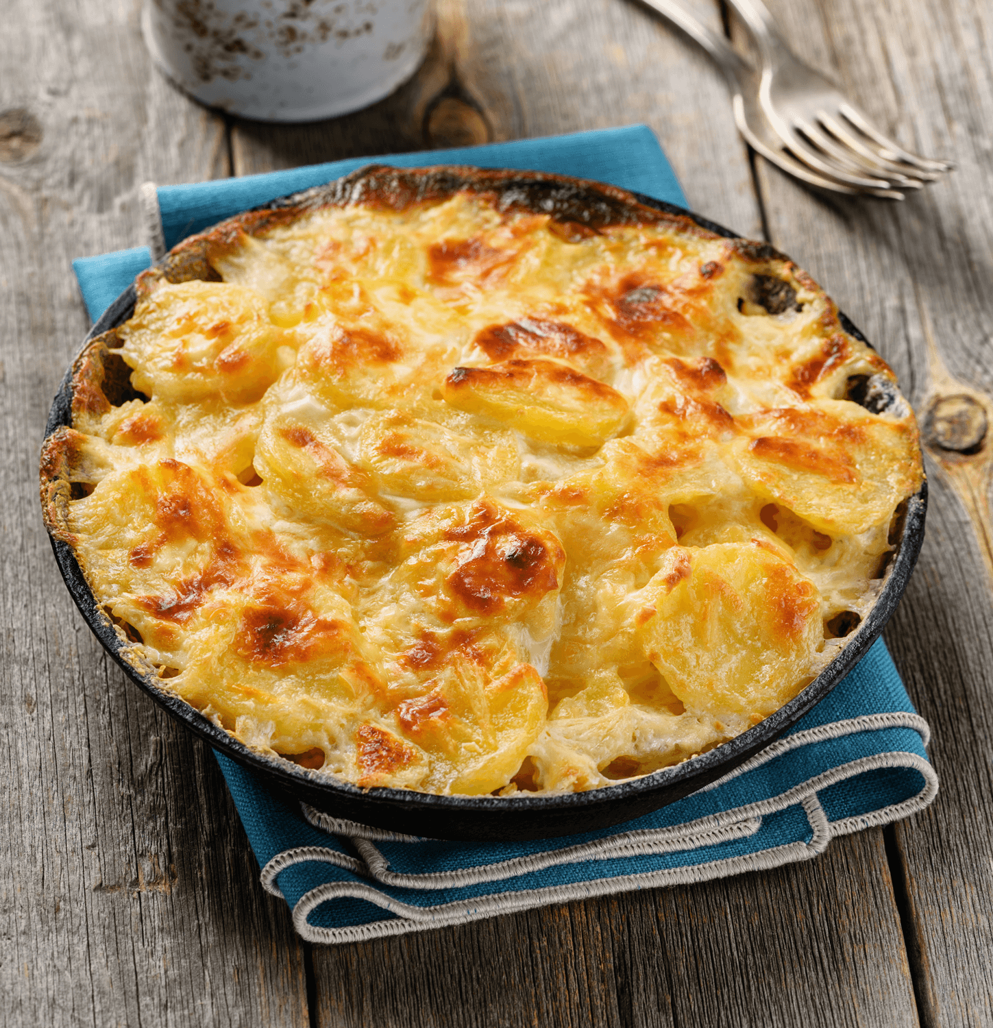 Everything Potato Casserole Recipe