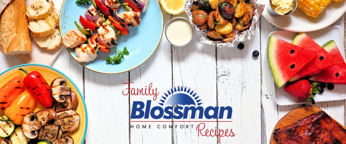 All Blossman Family Recipes
